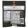 Noble Jerky, Vegan Jerky, Sweet BBQ Doux, 2.47 oz (70 g)