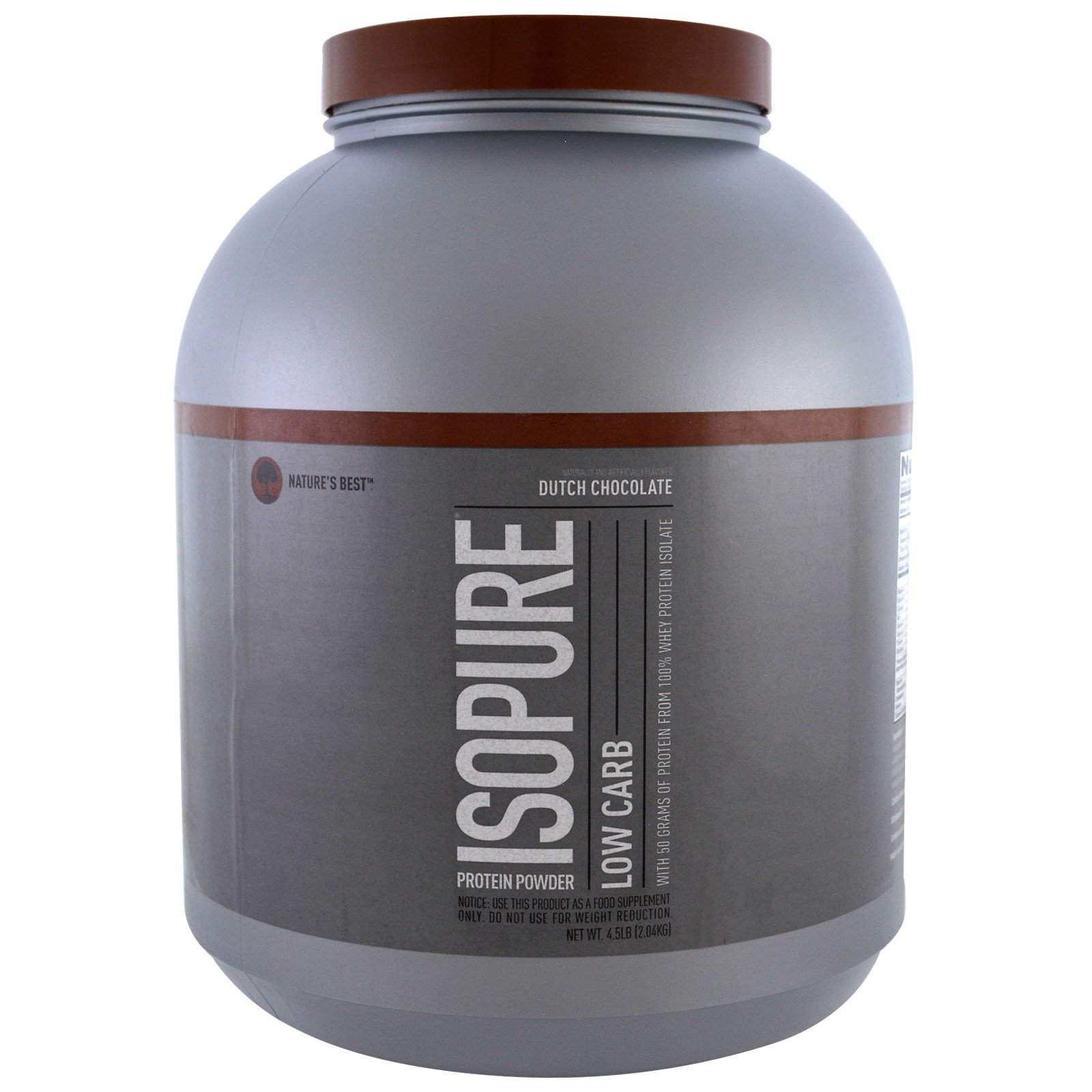 Isopure Low Carb For Weight Loss