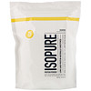 Nature's Best, IsoPure, Low Carb Protein Powder, Banana, 1 lb (454 g)