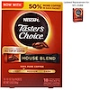 Nescafé, Taster's Choice, Instant Coffee, House Blend, 18 Single Serve Packets, 0.1 oz (3 g) Each