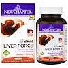 New Chapter, Lifeshield Liver Force, 60 Capsules