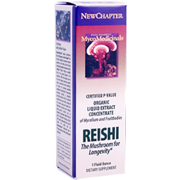 New Chapter, Reishi, 1 fl oz (Discontinued Item)