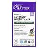 New Chapter, Women's Advanced Multi, 72 Vegetarian Tablets