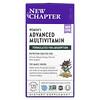 New Chapter, улучшенный мультивитаминный комплекс для женщин, 120вегетарианских таблеток