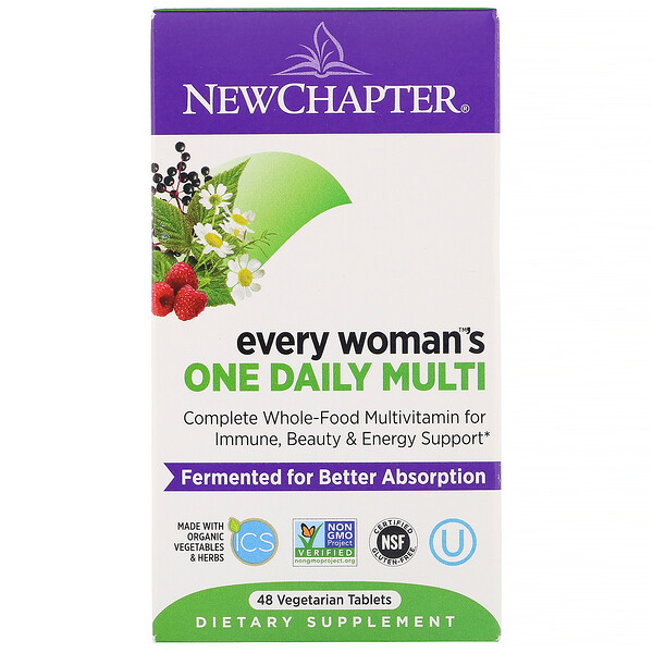 Every Woman's One Daily Multi, 48 Tablets