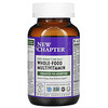 New Chapter, Every Woman's One Daily, Whole-Food Multivitamin, 72 Vegetarian Tablets
