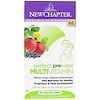 New Chapter, Perfect Prenatal Multivitamin, 192 Vegetarian Tablets