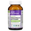 New Chapter, Advanced Perfect Prenatal Multivitamin, 192 Vegetarian Tablets