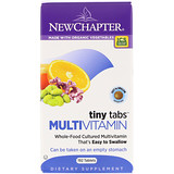 Отзывы о New Chapter, Органика, мультивитамины, Tiny Tabs, 192 таблетки