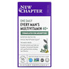 New Chapter, 40+ Every Man's One Daily Multivitamin, 96 Vegetarian Tablets