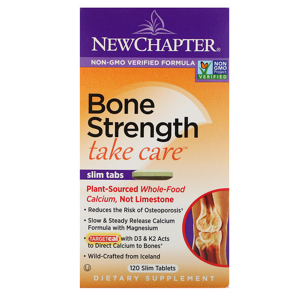 Bone Strength Take Care, 120  Slim Tablets