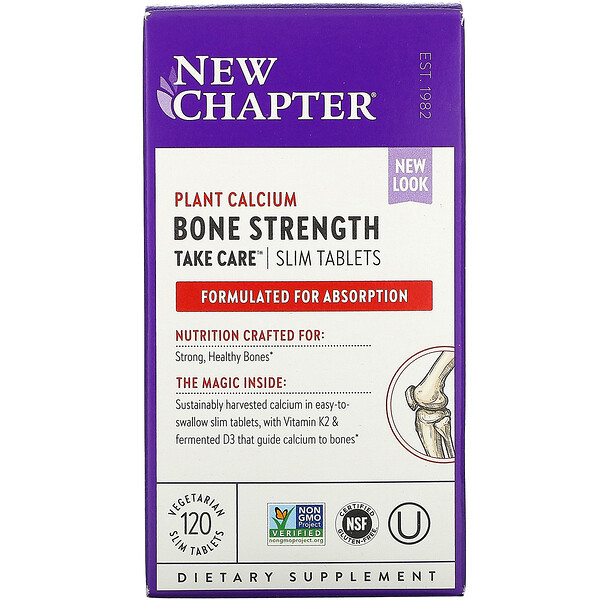 Bone Strength Take Care, 120 Vegetarian Slim Tablets