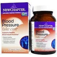 Кровяное давление, Take Care, 60 вегетарианских капсул - фото