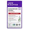 New Chapter, Blood Pressure Balance, 60 Vegan Capsules