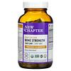 New Chapter, 식물성 칼슘 Bone Strength Take Care, 소형 베지 정제 240정