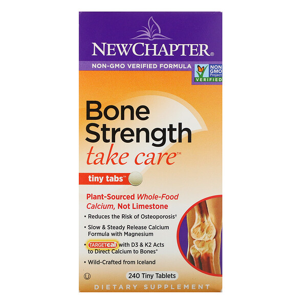 Bone Strength Take Care, 240 Tiny Tablets