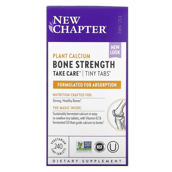 Bone Strength Take Care, 240 Vegetarian Tiny Tablets