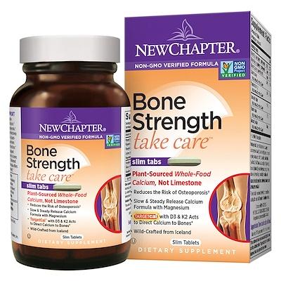Купить Прочность костей, будь осторожен , пищевая добавка для поддержания прочности костей, 180 маленьких таблеток