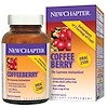 New Chapter, CoffeeBerry, The Supreme Antioxidant, 30 Vcaps (Discontinued Item)