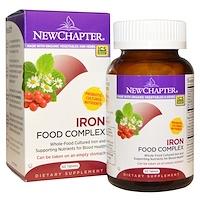 Железо, пищевой комплекс, 60 таблеток - фото