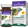 New Chapter, GTF Chromium Food Complex, 60 Tablets (Discontinued Item)