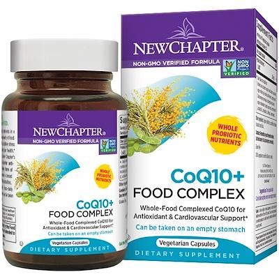 CoQ10+ Food Complex, 60 Veggie Caps