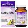 New Chapter, Estrotone, 120 Softgels (Discontinued Item)