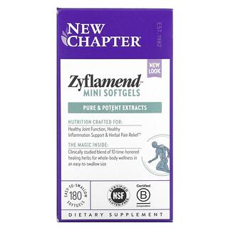 New Chapter, Zyflamend, 180 Mini Softgels