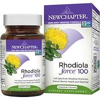 Сила родиолы 100, 30 растительных капсул - фото