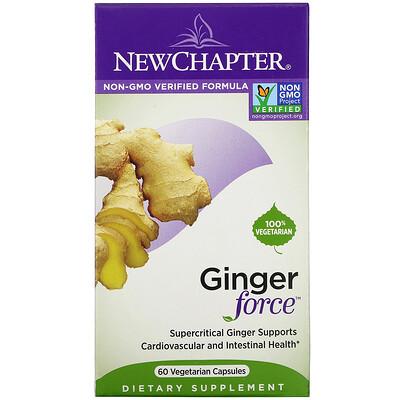 Купить Chapter Ginger Force, 60 Vegetarian Capsules