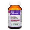 New Chapter, Perfect Postnatal, мультивитамины из цельных продуктов, 192вегетарианские таблетки