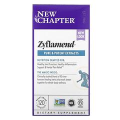New Chapter, Zyflamend 純正優效提取物,120 粒素食膠囊