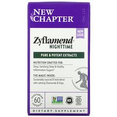 New Chapter, Zyflamend 睡眠支持素食膠囊,60 粒裝