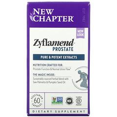 New Chapter, Zyflamend 前列攝護腺,60 粒素食膠囊
