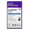New Chapter, Elderberry Force素食胶囊,30粒