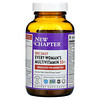 New Chapter, 55+ Every Woman's One Daily Multivitamin, 72 Vegetarian Tablets