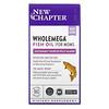 New Chapter, Wholemega Fish Oil for Moms, 180 Softgels