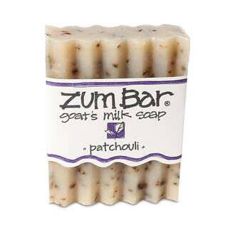 Indigo Wild, Zum Bar, Goat's Milk Soap, Patchouli, 3 oz  Bar