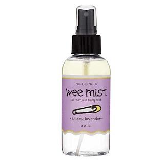 Indigo Wild, Wee Mist, All-Natural Baby Mist, Lullaby Lavender, 4 fl oz