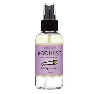 Индиго вилд, Wee Mist, All-Natural Baby Mist, Lullaby Lavender, 4 fl oz отзывы покупателей