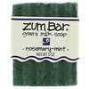 Indigo Wild, Zum Bar, Goat's Milk Soap, Rosemary-Mint, 3 oz Bar