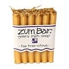 Indigo Wild, Zum Bar, Goat's Milk Soap, Tea Tree - Citrus, 3 oz Bar
