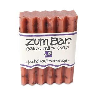 Индиго вилд, Zum Bar, Goat's Milk Soap, Patchouli-Orange, 3 oz Bar отзывы покупателей