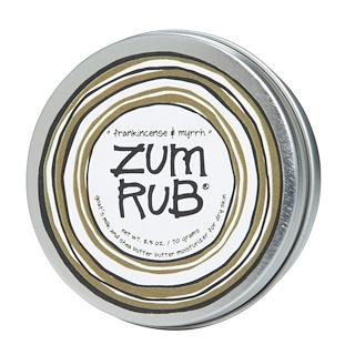 Indigo Wild, Zum Rub, Frankincense & Myrrh, 2.5 oz (70 g)