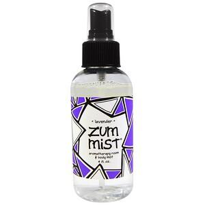 Индиго вилд, Zum Mist, Aromatherapy Room & Body Mist, Lavender, 4 fl oz отзывы