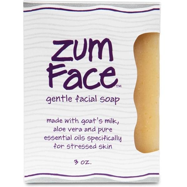 Indigo Wild, Zum Face, Gentle Facial Bar Soap, 3 oz (Discontinued Item)