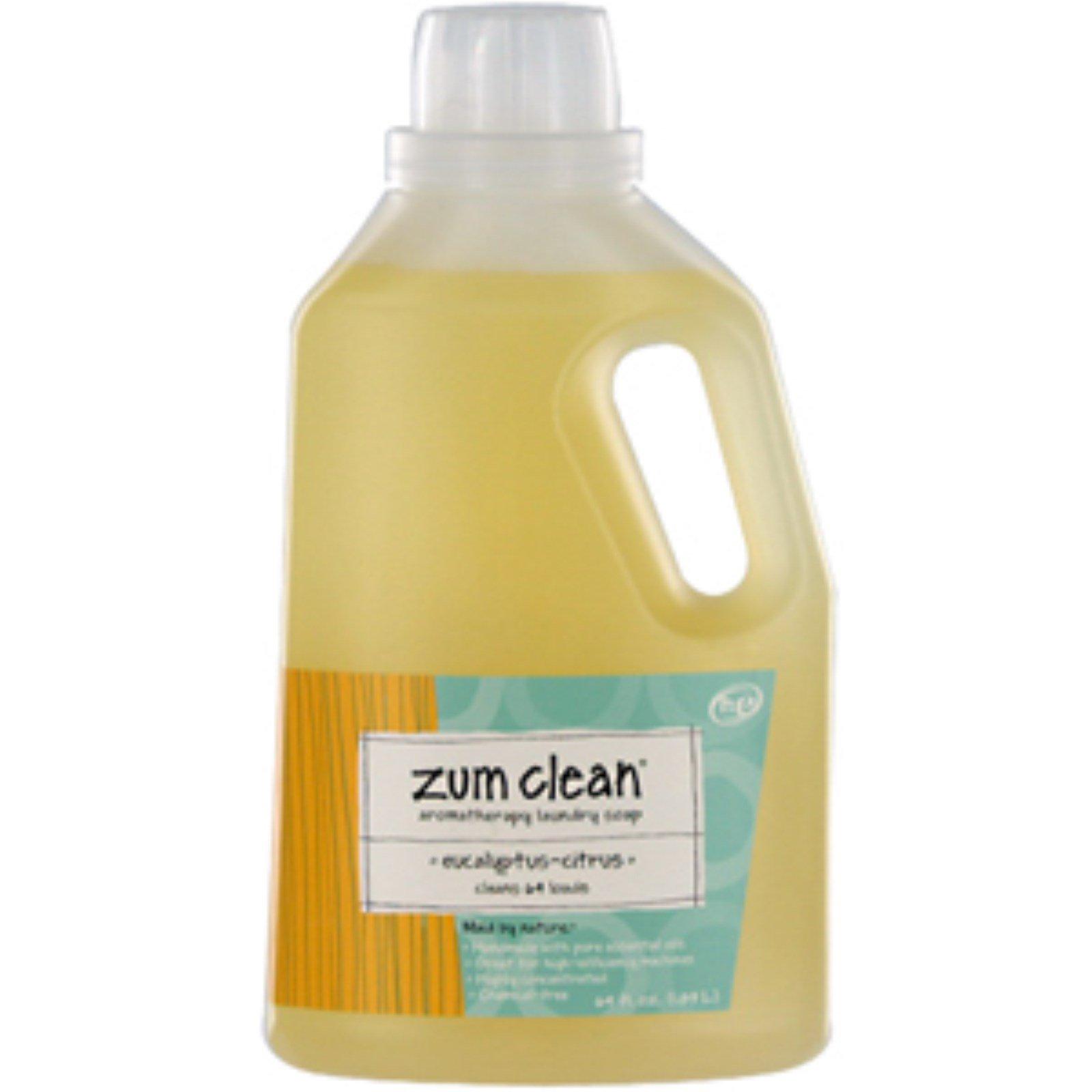 Indigo Wild Zum Clean Aromatherapy Laundry Soap Eucalyptus