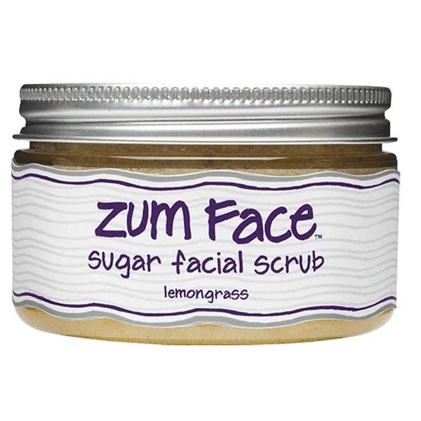 Indigo Wild, Zum Face, сахарный скраб для лица, лемонграсс, 5 жидких унций (Discontinued Item)