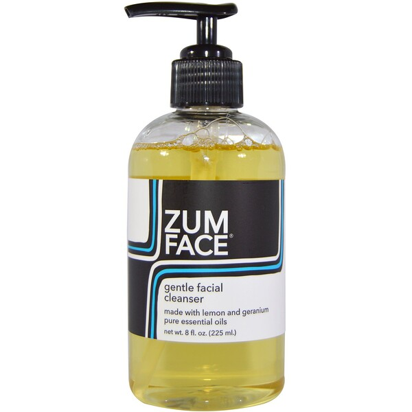 Zum Face, Sabonete Facial Suave, 225 ml (8 fl oz)
