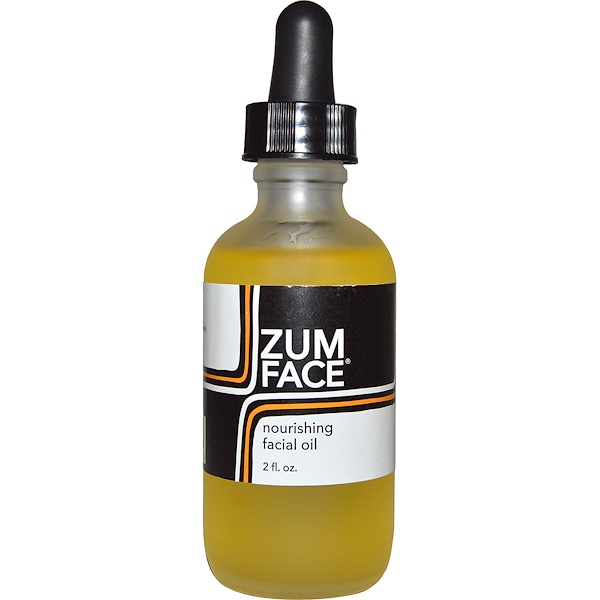 Indigo Wild, Zum Face, Nourishing Facial Oil, 2 fl oz